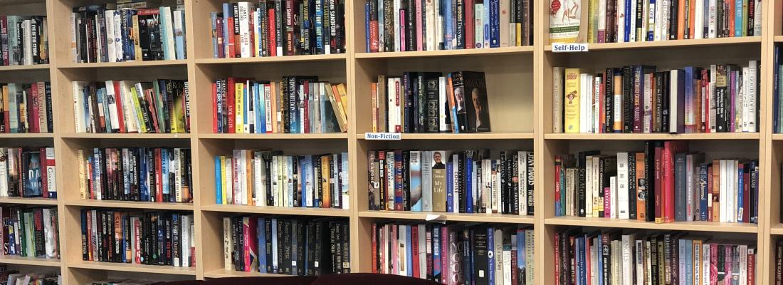 Alice Studt Library, Braham Event Center